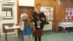 Adult Handler of the Year with Junior 2015