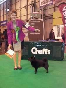 Lesley & Cody Crufts 2016 Res CC